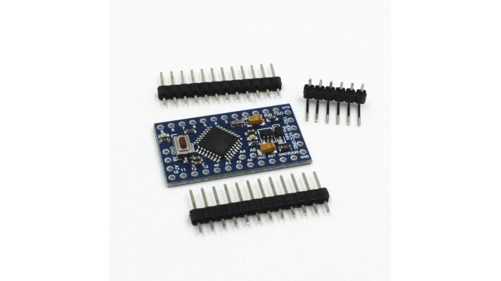 Microcontroller Arduino Compatible Pro Mini ATMEGA328P 5V/16M