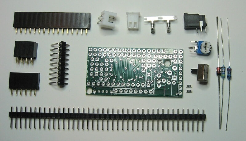 ProMini Breakout PCB Accessories
